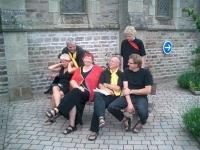 ChoUr 2008 Fotos von Hannelore Andert
