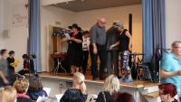Grusellas Geburtstags-Chorfeste
