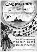 ChoUr 2015 Plakate